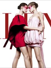 《Valentino》2018春夏意大利女装搭配手册