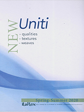 《Italtex New Uniti》2020春夏意大利新型套裝面料趨勢手稿