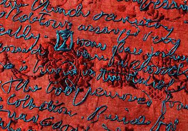 2016伦敦工艺周亮点纺织面料