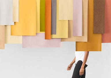 面料&材质灵感--皮革演变