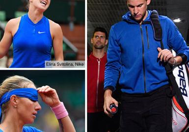 男装速递--运动装之法国网球公开赛