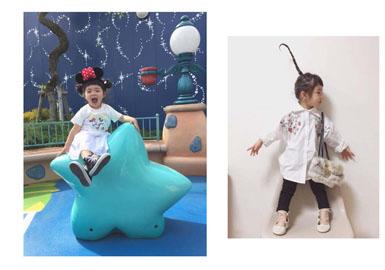 夏季将至,甜美的连衣裙款式在街拍中格外惹眼,加入了可爱的娃娃衫,流行的吊带小衫也是亮点,日系网红小模特倾情演绎。