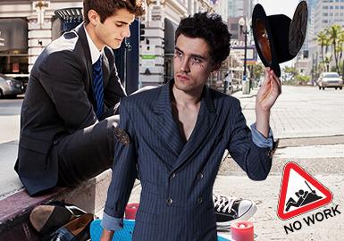 <APM31>男装--逃离办公室