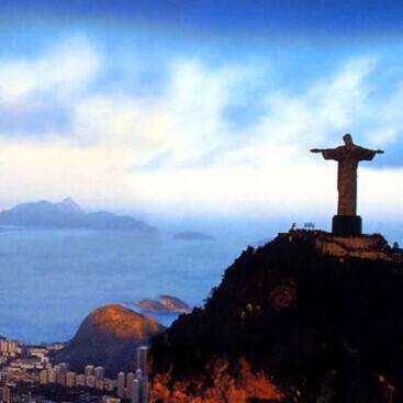 我和巴西有个约会
