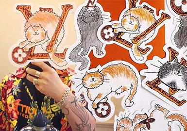 我們一起學貓叫,一起喵喵喵喵喵~~~