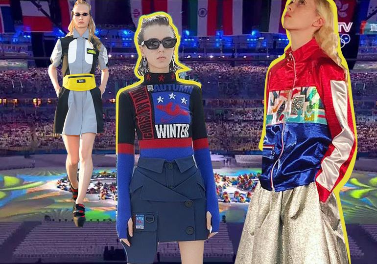 进击吧 !体育运动(二)--2020春夏女装运动廓形趋势预测