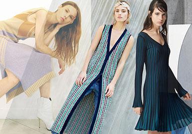 2020春夏女裝毛衫連衣裙組貨--擺動心情
