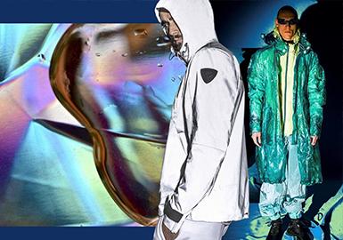 2020春夏男装外套面料趋势预测  -- 创新机能