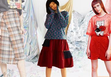 2020春夏女装半裙廓形趋势--精致风采