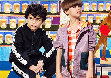 2020?#21512;?#31461;装廓形趋势预测--男童外套