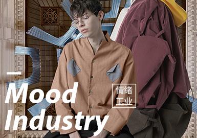 2020春夏男装主题面料趋势预测 -- 情绪工业