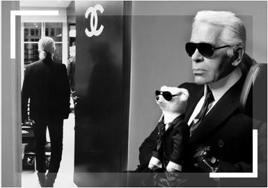 风格永存,记忆不止--致敬传奇Karl Lagerfeld