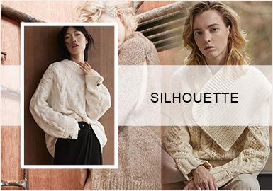 簡潔工業風--女裝毛衫套衫廓形趨勢