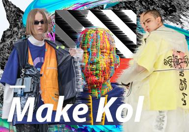 MAKE KOL--2020?#21512;?#30007;装主题企划