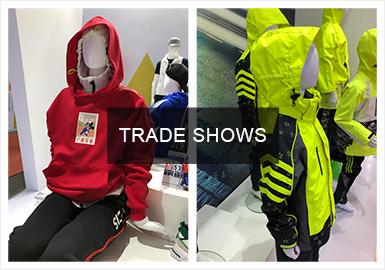 """4月19-21日,2019上海國際校服·園服展(品牌簡稱""""ISUE"""")在上海世博展覽館正式拉開帷幕。對比往屆本屆校服大家比較關心的首先是LI-NING與他的中國風,以及SWOTO圣華盾校服與戶外風格創新融合,以及華茂、喬治白等中國校服品牌的新創新設計方向。其二是如MQD、海瀾之家、森馬等休閑品牌進入校園服裝行業所帶來的園服設計沖擊。"""
