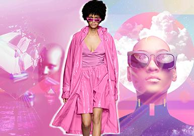 超級粉--2020春夏女裝主題色彩趨勢預測