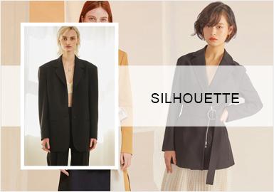 多元便西--2020早秋女装西装廓形趋势