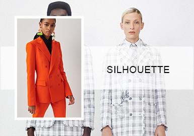 多元融合--女装西装廓形趋势