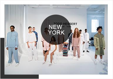 如果我们将巴黎、米兰、伦敦定义为当代男装工业重镇,纽约人一定会表示抗议--居住在这个城市的精英遍布每一幢摩天大楼,先锋客的时髦嬉皮,更是分分钟秒杀欧洲绅士老派的骄矜。作为四大国际男装周之一,2020春夏纽约男装周凭强大实穿性与多元融合感深获好评。在本届男装周上,文化冲撞概念成为许多品牌和设计师们最为着迷的主题。