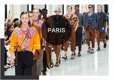 巴黎,这座优雅之城,通过2020春夏巴黎男装周不难看出,男装的天际线正在被重新改写。本次办秀数量至少60场,同比去年增长了20%。新一代的奢侈男装品牌,重新塑造品牌定义;而年轻的设计师则是希望打破性别的界限。国潮也走上了国际舞台,李宁在本次巴黎男装周走秀之后,股价逆市猛涨逾18%。2020春夏巴黎男装周上,创意与实穿性的平衡,让时装变得耀眼但不至哗众取宠,也让时尚更加平易近人。