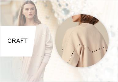 美之典范--女裝毛衫工藝趨勢