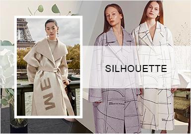 量體裁衣--女裝大衣廓形趨勢
