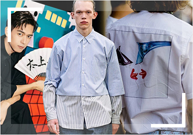 """艺术?衬衫?能把男士衬衫玩成""""艺术品""""的,只有它了!"""