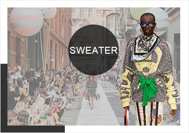2020春夏紐約時裝周少了些許過度商業化的氣息,更加多元化的展現不同的品牌魅力,而倫敦與以往相比更加實穿化,基于這兩大時裝的共同性較多,在此對紐約和倫敦兩大時裝周進行綜合分析。重點提煉出色彩、款式風格、工藝、圖案四個維度做前瞻款式及數據的分析,用更直接、直觀的方法展現最新流行且更實用的款式。