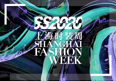 感知多源 |2020春夏上海时装周「SCHEDULE 官方日程」