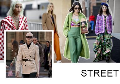 """全球引领时尚的时装编辑们、时尚博主们、买手们……都在穿什么?2020春夏都会流行什么?也许刚刚过去的米兰时装周街拍最能说明问题。受到不同文化影响、不同年龄层的米兰时髦人士对于风格搭配有着自己的见解。本篇总结了米兰秀场外时尚达人的""""花""""式穿搭术:长款风格穿搭、同色西服套装穿搭以及便西多样搭配法等新潮穿搭形式,都在向我们传递着最新的流行讯号。"""
