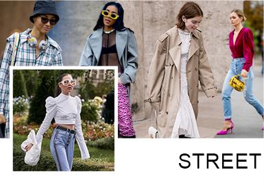 在巴黎时装周街拍中,有很多穿搭值得借鉴,或许有些搭配对日常穿搭上有些许夸张,但同样也可以给我们一些搭配启发。本篇总结巴黎秀场外时尚达人的潮流穿搭,如:亮点装饰、毛衫穿搭、白色时尚、潮感便西以及硬朗工装风等重点穿搭,让设计师以及买手们从时尚达人搭配中寻找出更多流行讯息。