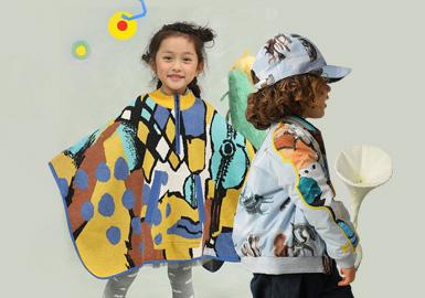 五线谱代替黑夜杂乱的序幕,每一个乐器都在用心练习。当19/20冬季的来临,来自中国的童装设计师品牌miidiitapir以数目描绘出各种乐器的形状,演奏花朵的乐章,用音乐的魔法为孩子们找回梦的归途。