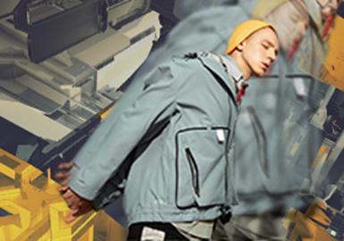 时尚冒险--男装夹克廓形趋势