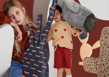 巧克力酱打翻了--童装主题企划