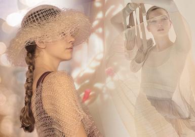 光与影的奏章--女装毛衫纱线趋势