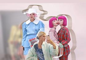 让INS的时装博主们教你,如何通过颜色搭配,成为街上最靓的崽。
