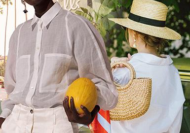 假日小时光--女装棉麻面料趋势预测
