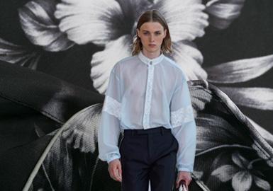 经典唤新--男装商务休闲衬衫面料趋势
