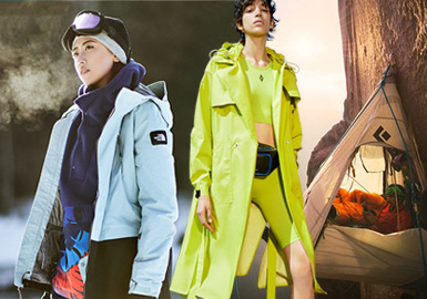 极限未来--女装防护功能面料趋势