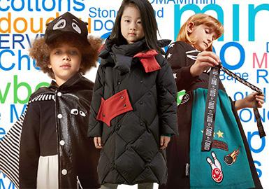 針對2019年下半年童裝設計師品牌關注數據進行整理,精選出TOP30的童裝設計師品牌進行主流風格占比、關鍵單品及設計細節的提煉。從TOP30童裝設計師品牌不難看出,中國設計師品牌關注度持續拔高。新銳設計關注度占絕大份額,Qimoo、miidiitapir、Viciusss等中國設計師品牌的影響力在不斷提升;復古優雅風的盛行讓精致浪漫的設計師品牌關注度有所提升;先鋒潮牌和輕運動風尚關注度趨于平穩;棉麻風和民族風在童裝設計師品牌中呈現小眾趨勢。
