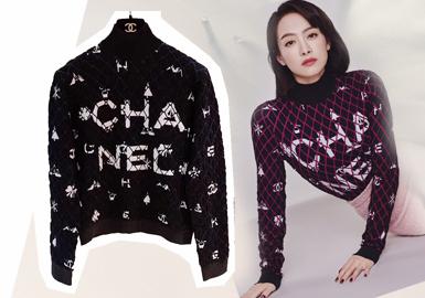 盘点近期女装毛衫明星日常和出席活动的穿搭,Miu Miu、Chanel、Gucci、LOEWE这四个品牌上身率最高,特精选出热门款式做重点推荐。