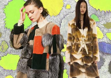 色彩哲学--女装皮草工艺趋势