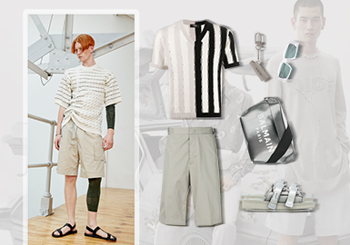 未来极客--男装毛衫组货搭配