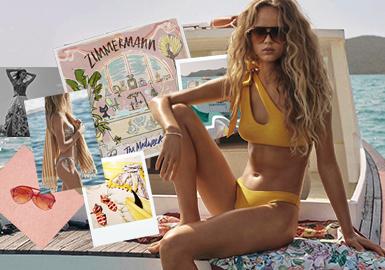 Zimmermann是Snickes Nicky和Simone Zimmermann与1991年在悉尼创立的同名品牌,这个标志性的澳大利亚品牌一直保持最初的愿景,即精致的女性气质,对细节的热情以及对色彩和印花的热爱。在其发展的早期,Zimmermann将时尚与泳装融合,并将其展示给全世界。它立即受到时尚精英的追捧,在讨人喜欢的女性化和时尚的泳装中创造了新的参照点。