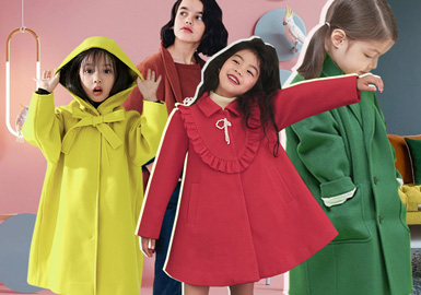 冬日色彩探秘--女童大衣色彩趨勢預測