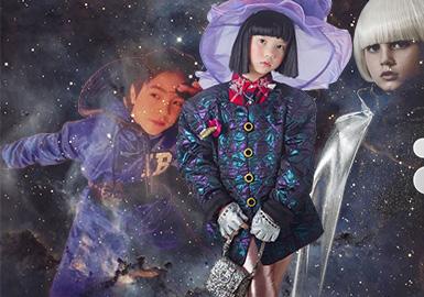 星河派对--童装主题企划