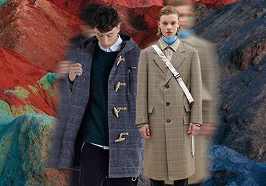 時尚傳承--男裝大衣廓形趨勢