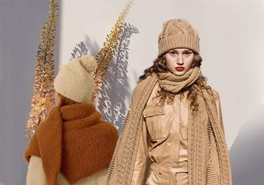 自然語境--女裝服飾品核心單品趨勢