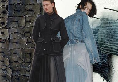 環保創新|生態纖維--女裝牛仔面料趨勢