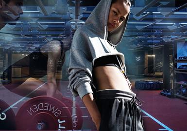 終極斗士--男女裝運動健身訓練服專題趨勢